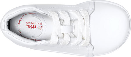 Infant Boys' Stride Rite SRT Elliot, White Leather, large, image 3