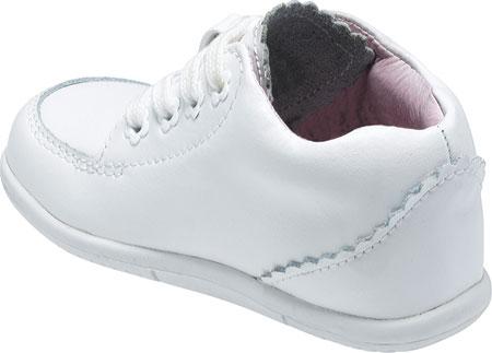 Infant Girls' Stride Rite SRT Emilia, White Leather, large, image 2