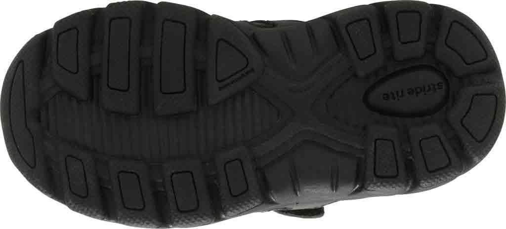Infant Boys' Stride Rite Cooper 2.0 Hook and Loop Sneaker - Toddler, Black Leather, large, image 4