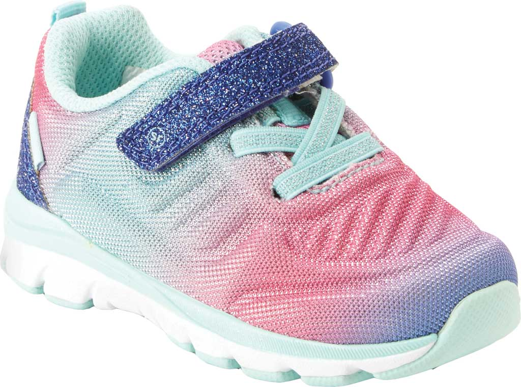 Infant Girls' Stride Rite Made2Play Cora Sneaker Little Kid, , large, image 1