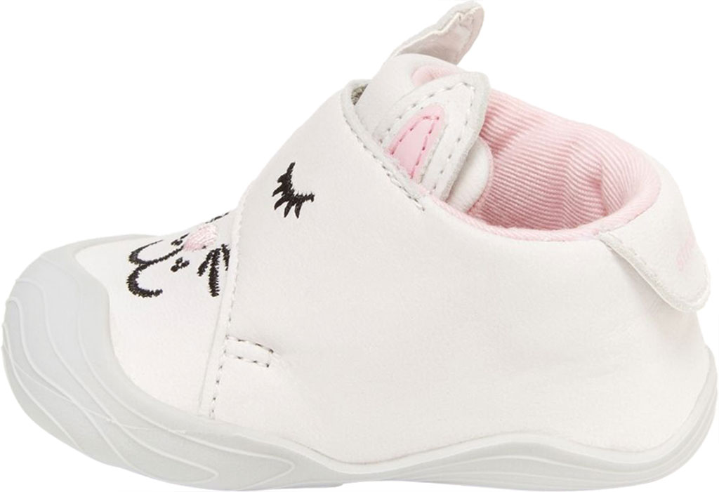 Infant Girls' Stride Rite SR Campbell Bootie, Bunny Leather, large, image 3