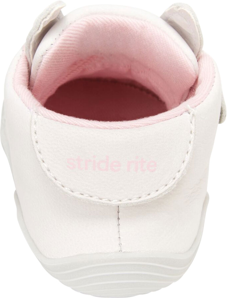 Infant Girls' Stride Rite SR Campbell Bootie, Bunny Leather, large, image 4