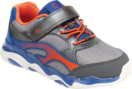 Boys' Stride Rite SR Lighted Swirl Sneaker, , large, image 1