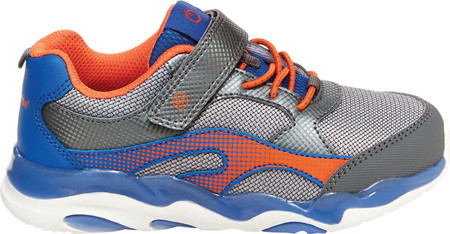 Boys' Stride Rite SR Lighted Swirl Sneaker, , large, image 2