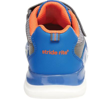Boys' Stride Rite SR Lighted Swirl Sneaker, , large, image 4