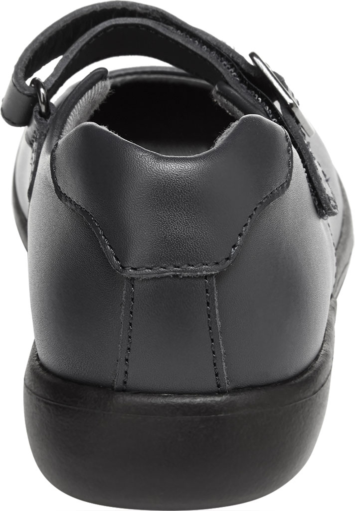 Girls' Stride Rite SR Ainsley Mary Jane, Black Leather, large, image 4