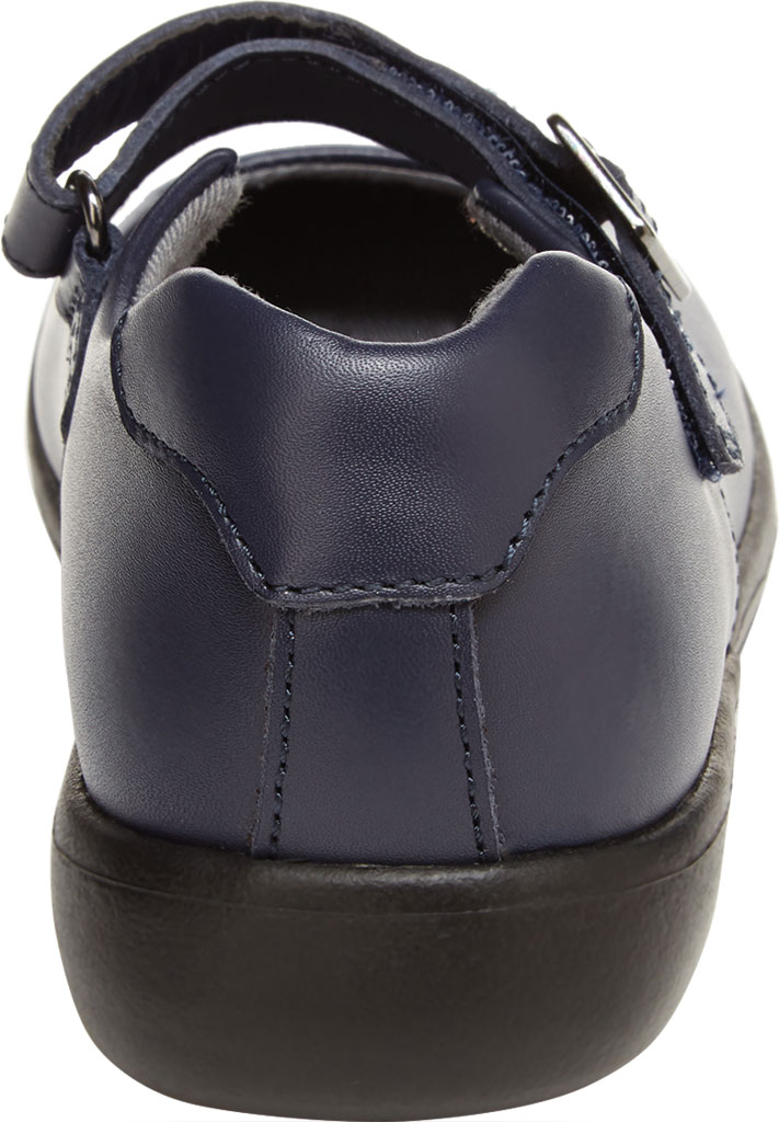 Girls' Stride Rite SR Ainsley Mary Jane, Navy Leather, large, image 4