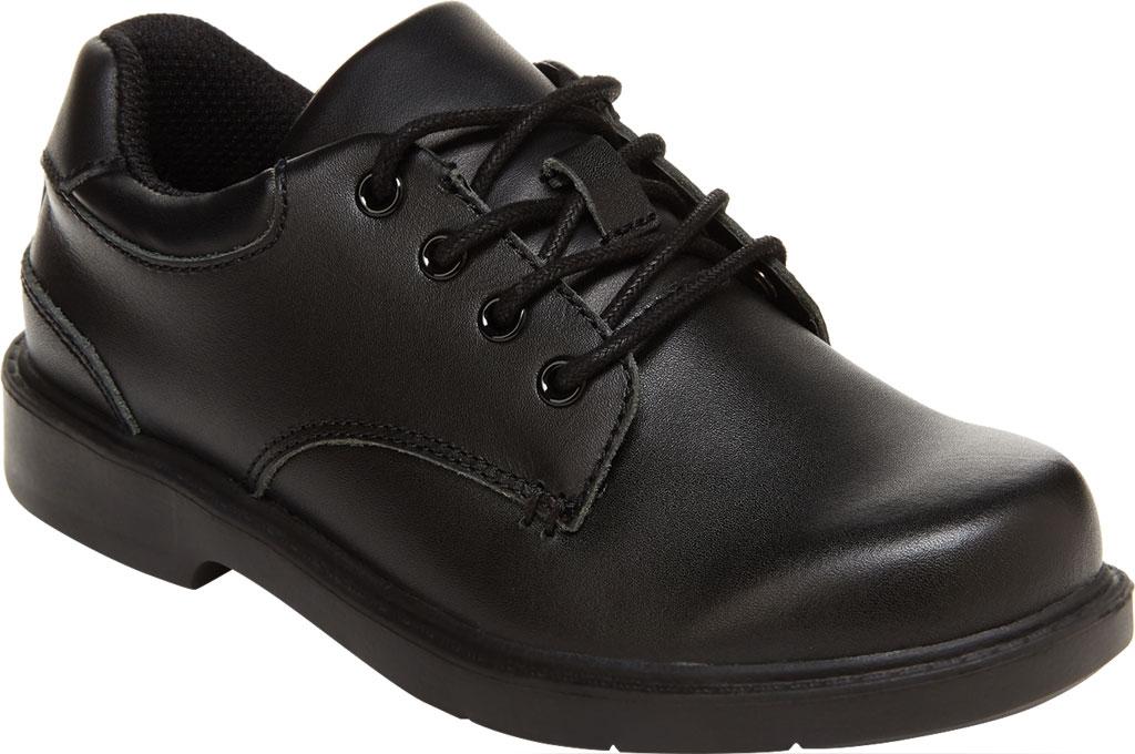 Boys' Stride Rite SR Murphy Oxford, Black Leather, large, image 1