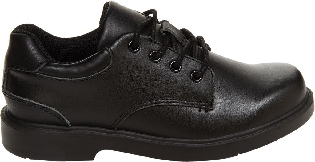 Boys' Stride Rite SR Murphy Oxford, Black Leather, large, image 2