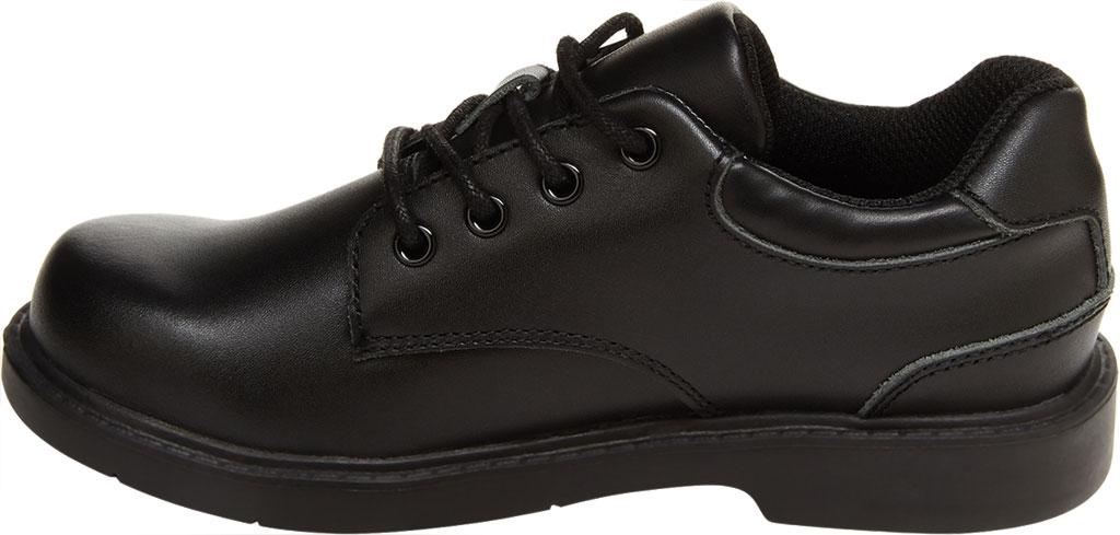 Boys' Stride Rite SR Murphy Oxford, Black Leather, large, image 3