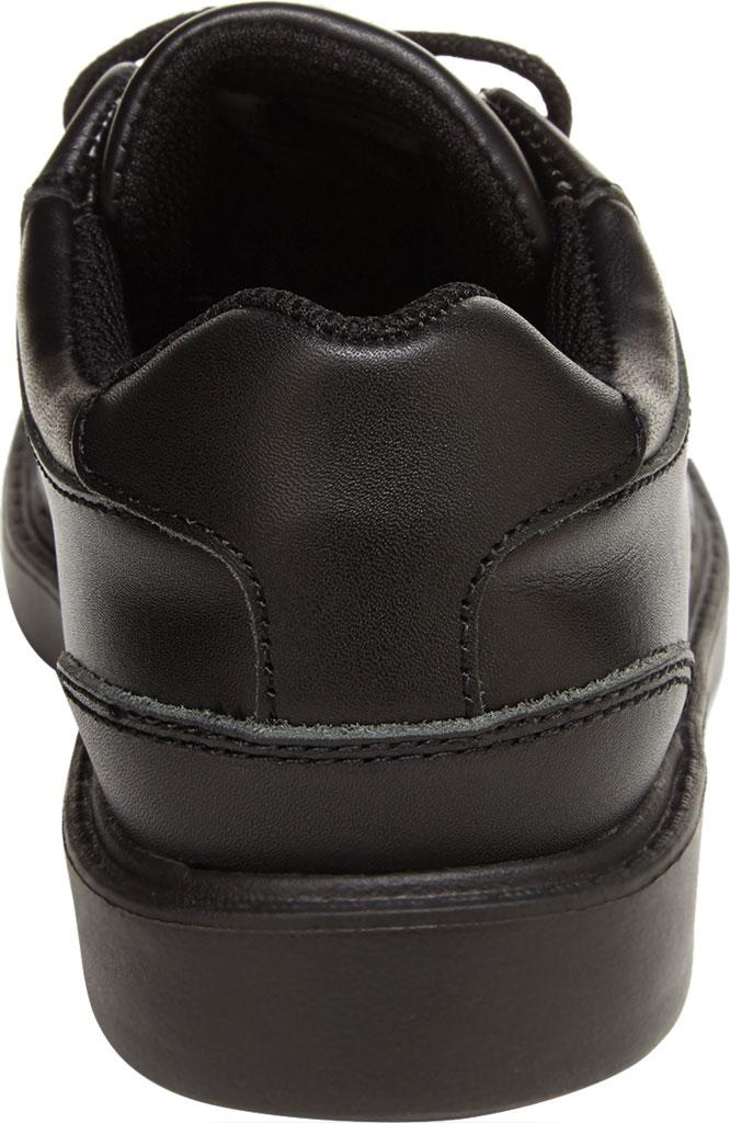 Boys' Stride Rite SR Murphy Oxford, Black Leather, large, image 4