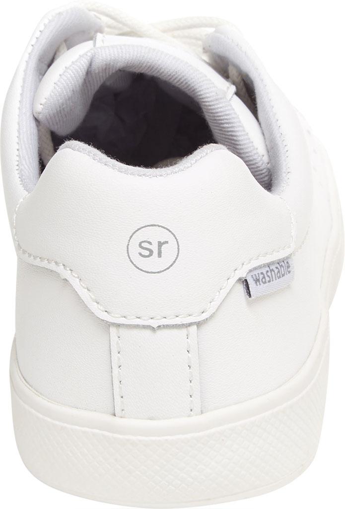 Children's Stride Rite M2P Maci Sneaker, White Leather, large, image 4