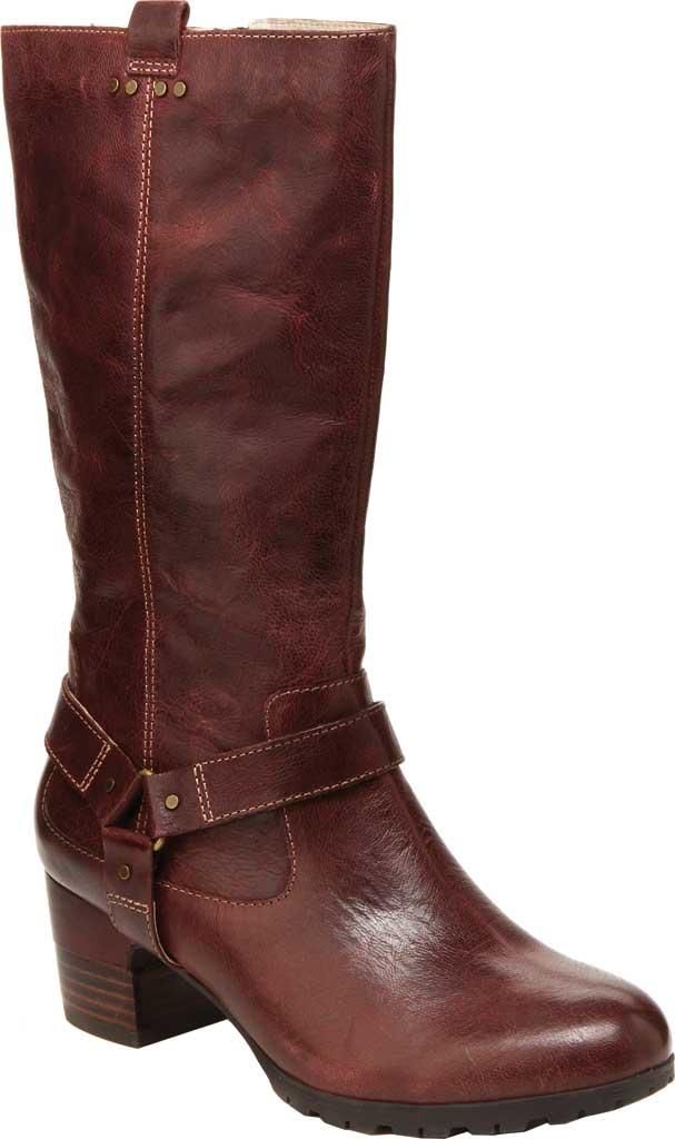 Women's Jambu Autumn Harness Boot, Cognac Leather, large, image 1