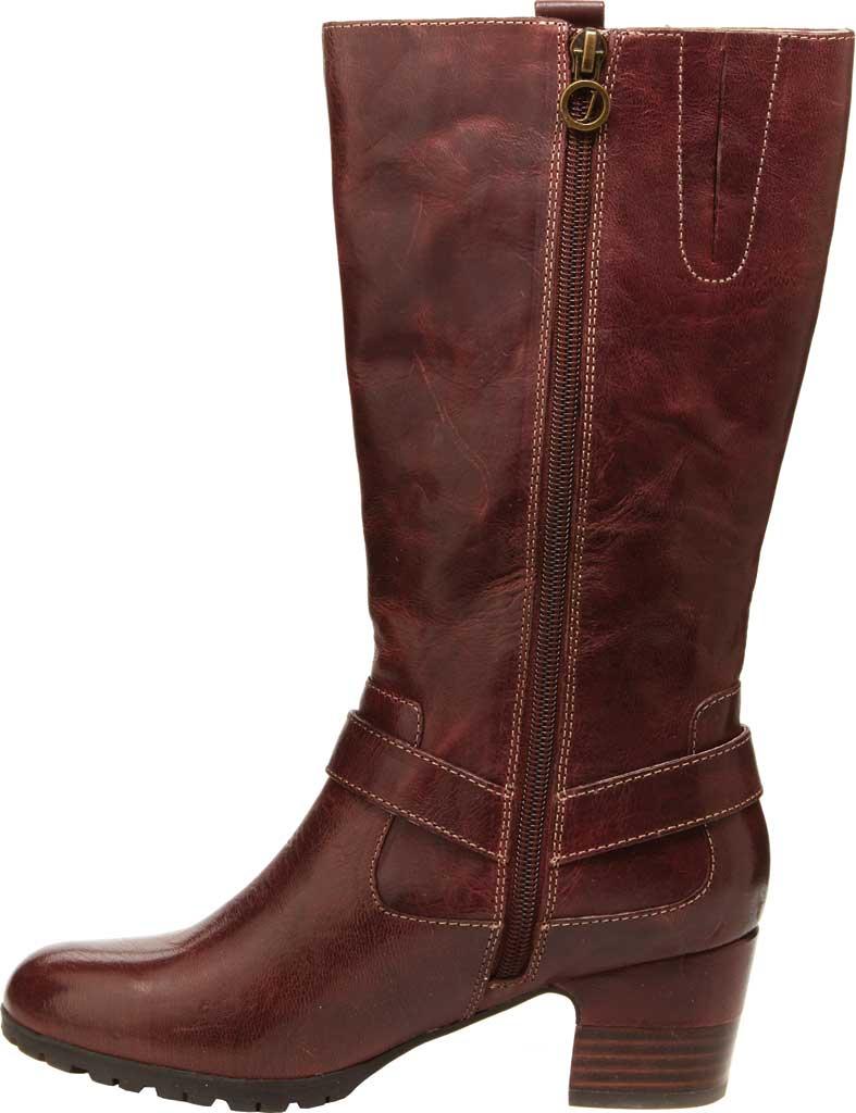 Women's Jambu Autumn Harness Boot, Cognac Leather, large, image 3