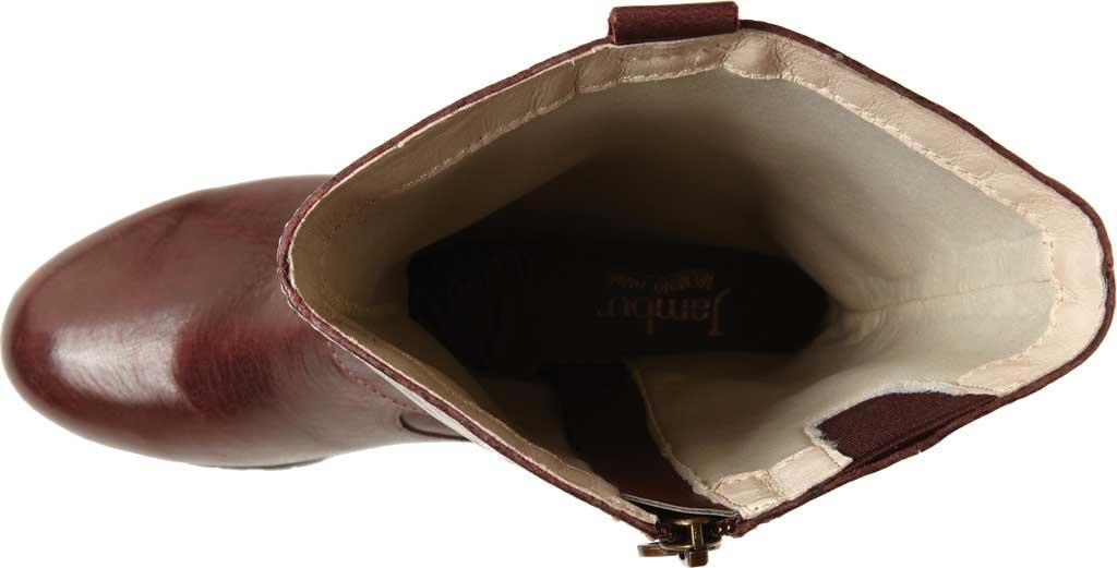 Women's Jambu Autumn Harness Boot, Cognac Leather, large, image 5