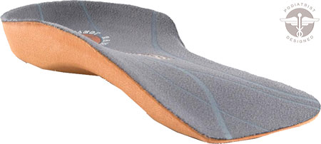 Vionic Relief 3/4 Length Orthotic, Grey, large, image 1