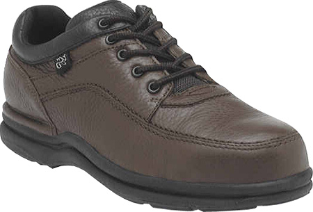 Men's Rockport Works World Tour Steel Toe RK6762, Brown Leather, large, image 1