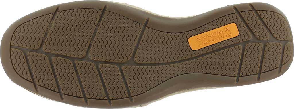 Men's Rockport Works RK6736, Brown Leather, large, image 4