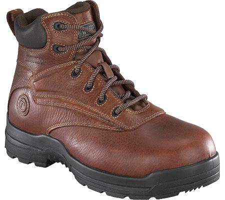 Men's Rockport Works RK6628, Deer Tan Leather, large, image 1