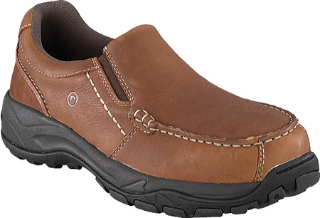 Men's Rockport Works RK6748, Tan Full Grain Leather, large, image 1