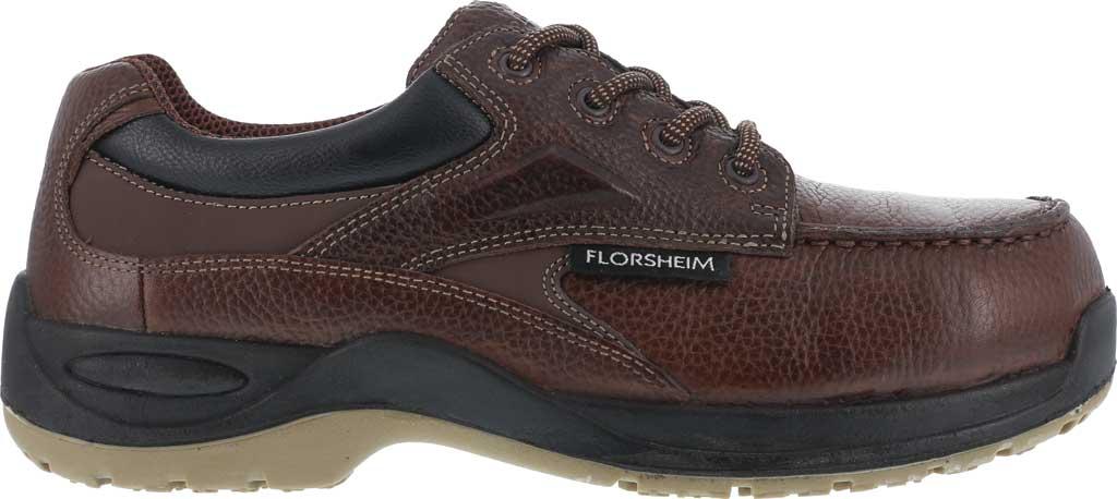 Men's Florsheim Work FS2700, Brown, large, image 2