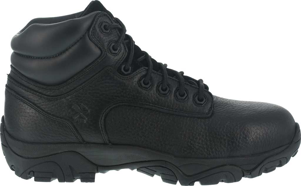 Men's Iron Age Trencher Composite Toe Work Boot IA5007, Black, large, image 2