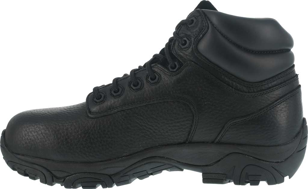 Men's Iron Age Trencher Composite Toe Work Boot IA5007, Black, large, image 3