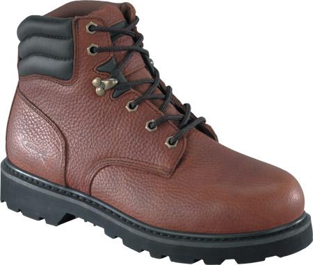 Men's Knapp K5020, Brown Tumbled Full Grain Leather, large, image 1