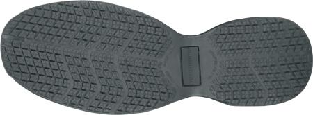 Men's Grabbers Fastener, Black Leather, large, image 2