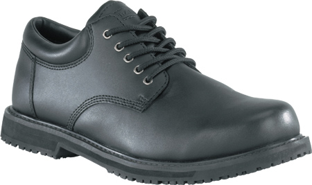 Women's Grabbers Friction G112, Black Leather, large, image 1
