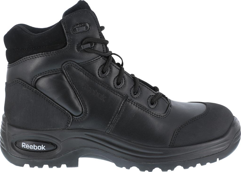 Men's Reebok Work Trainex RB6750, Black, large, image 2