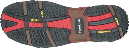 Men's Reebok Work Tiahawk RB4333, Brown, large, image 2