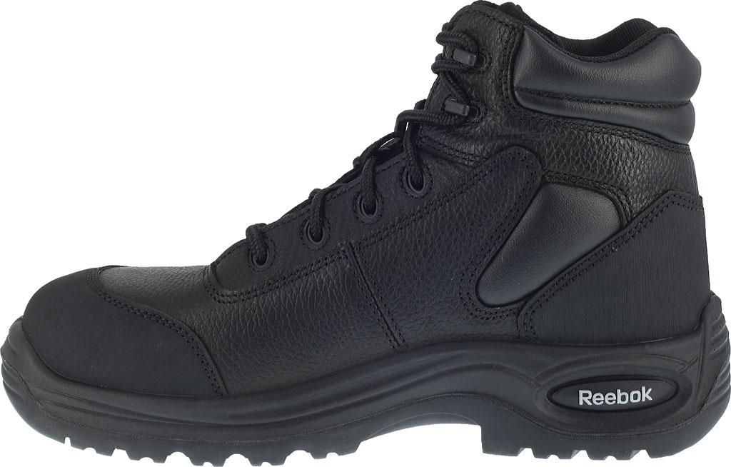 Men's Reebok Work Trainex RB6765, Black, large, image 3