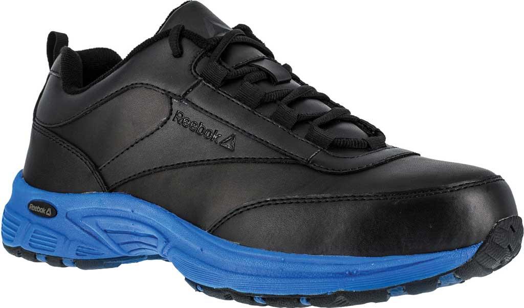 Men's Reebok Work Ateron RB4830, Black/Blue, large, image 1