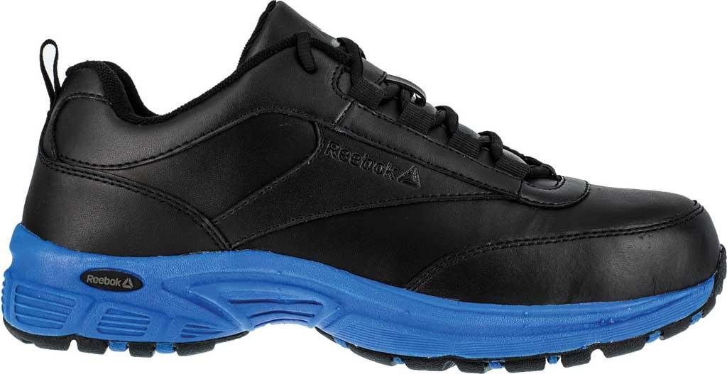 Men's Reebok Work Ateron RB4830, Black/Blue, large, image 2