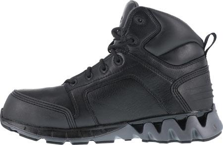 "Men's Reebok Work ZigKick Work RB7000 6"" Composite Toe Athletic Boot, Black, large, image 3"