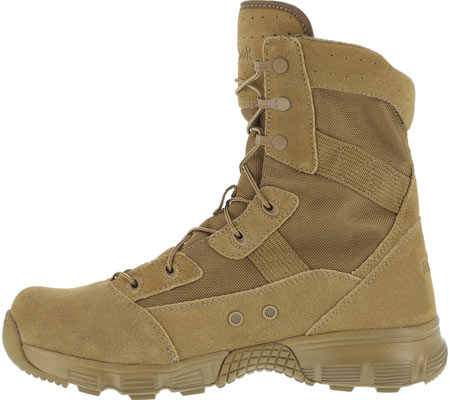"""Women's Reebok Work Hyper Velocity RB821 8"""" Ultralight Tactical Boot, Coyote, large, image 3"""