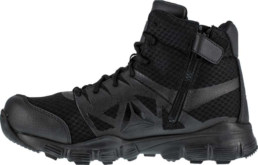 Men's Reebok Work Dauntless Ultra-Light RB4507 Mid Boot, Black, large, image 3