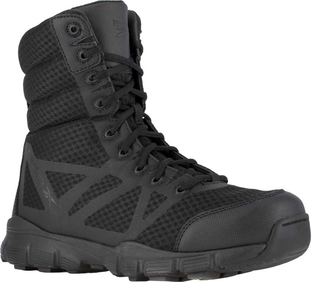 "Men's Reebok Work Dauntless Ultra-Light RB8720 8"" Tactical Boot, Black, large, image 1"