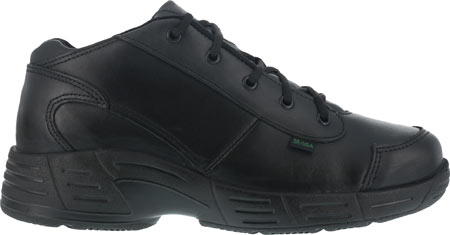 Men's Reebok Work Postal TCT CP8300 Work Shoe, Black, large, image 2