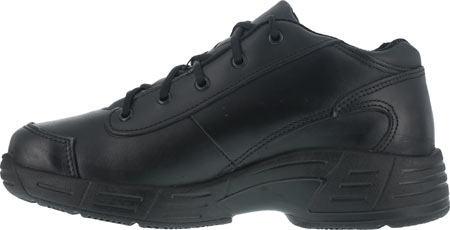 Men's Reebok Work Postal TCT CP8300 Work Shoe, Black, large, image 3
