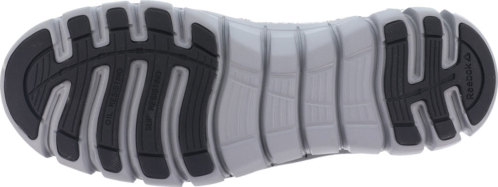 Women's Reebok Work Sublite Cushion RB044 Work Shoe, Blue/Grey Synthetic, large, image 4