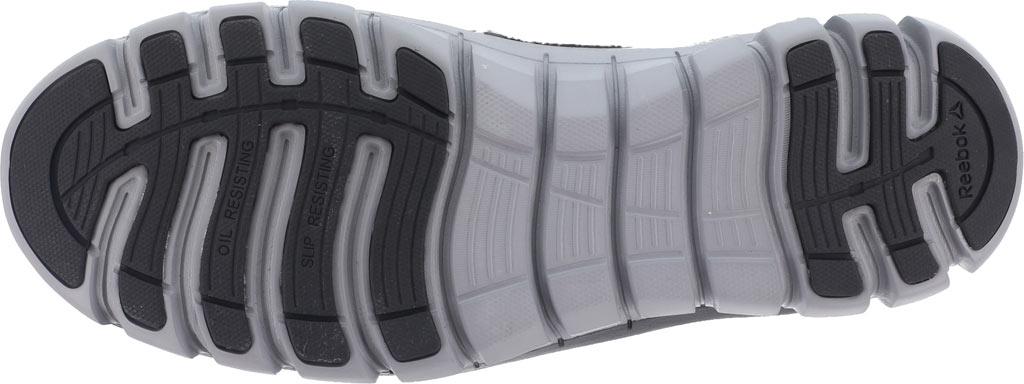 Men's Reebok Work Sublite Cushion RB4041 Work Shoe, Black Mesh, large, image 4