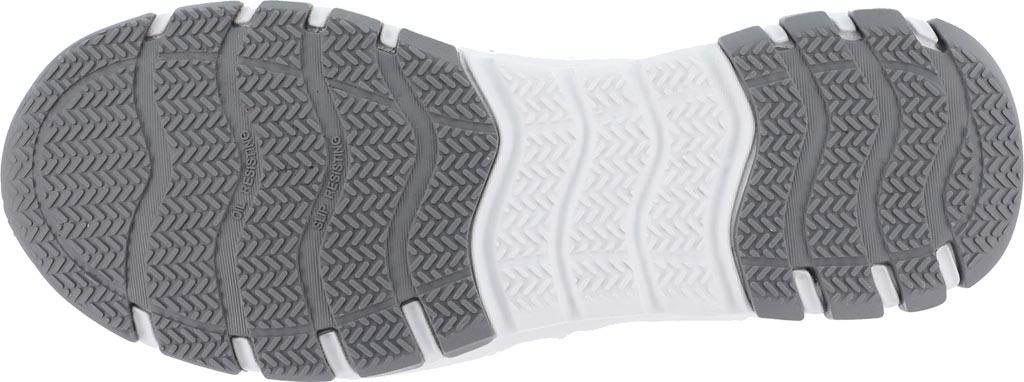 Women's Reebok Work Sublite RB424 Work Shoe, White Leather, large, image 4