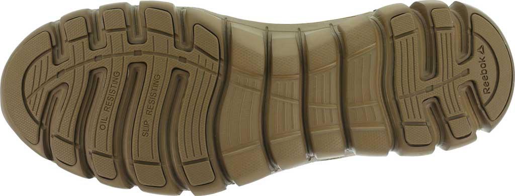 Men's Reebok Work RB8406 Sublite Cushion Tactical Mid ST Work Shoe, Coyote Leather/Ballistic Nylon, large, image 4