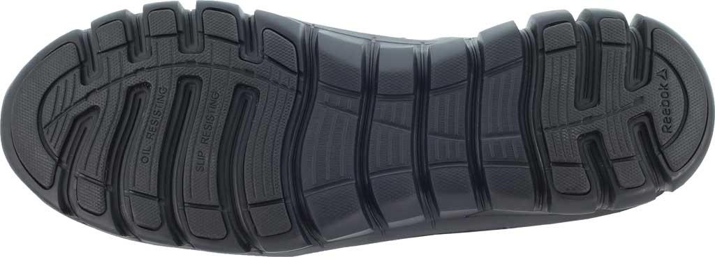 "Men's Reebok Work Sublite RB8807 Cushion 8"" Tactical Boot, Black Cattle Hide Leather/Ballistic Nylon, large, image 4"