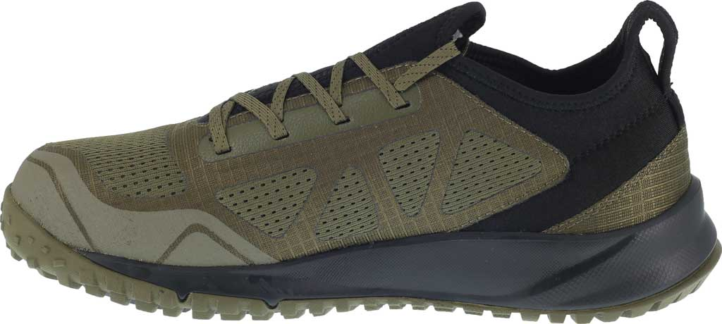Men's Reebok Work All Terrain Work RB4092 Athletic Oxford, Sage Green Mesh/Textile Fabric, large, image 3