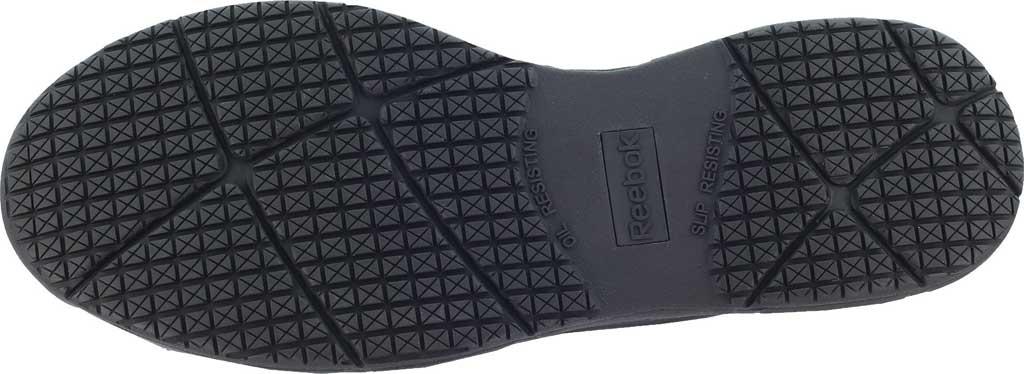 Women's Reebok Work Jorie LT RB113 Slip Resistant Athletic Oxford, Black Polyurethane, large, image 4