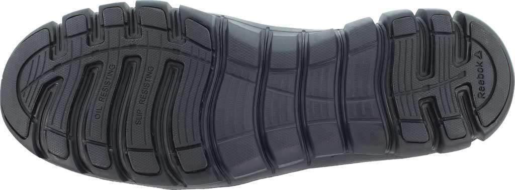 Women's Reebok Work Sublite Cushion Work RB460 Work Shoe, Black Leather, large, image 3
