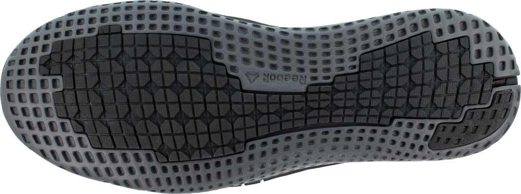 Men's Reebok Work Print Work ULTK RB4248 Composite Toe Shoe, Coal Grey/Black Synthetic, large, image 4